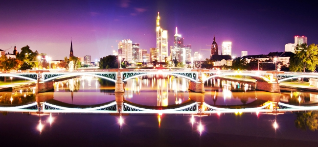 Cheap First Class Fares to Frankfurt