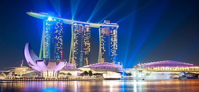 Cheap First Class Airfare to Singapore